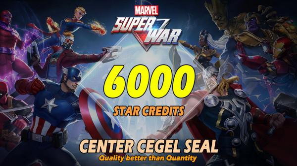 6000 Star Credits