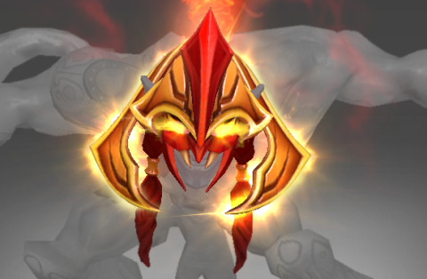 Searing Dominator (Immortal Huskar)
