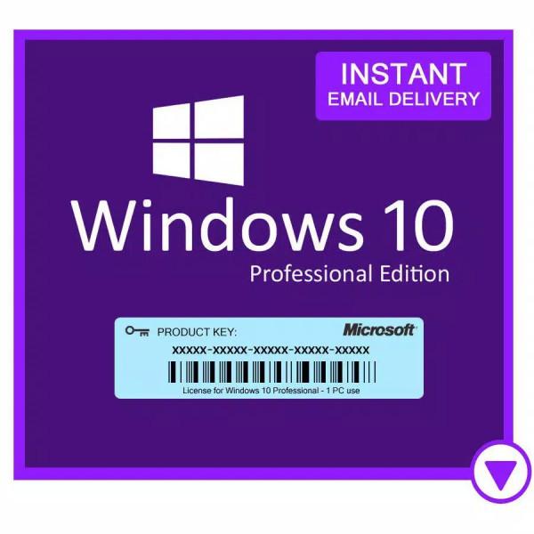 Lisensi Key Windows 10 Pro Original