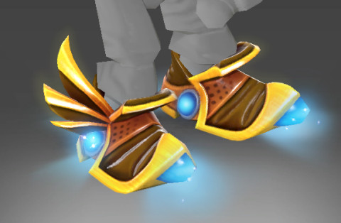 Inscribed Mecha Boots of Travel Mk III (Immortal Tinker)