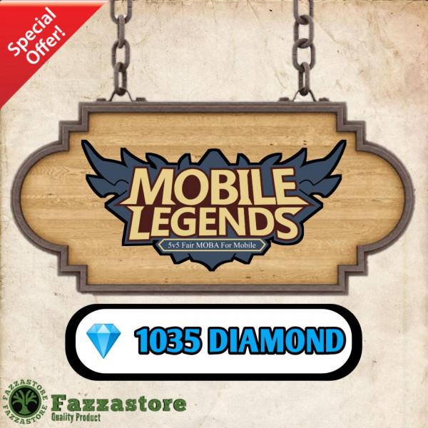 1035 Diamonds
