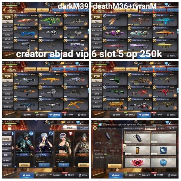 akun game crisis action darkM39