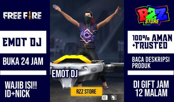 Emote DJ