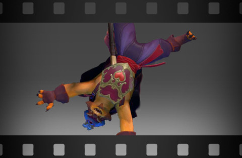 Taunt: Foolish Gallantry (Pangolier Taunt)