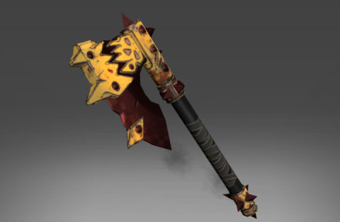 Genuine Supreme Axe of the Warboss