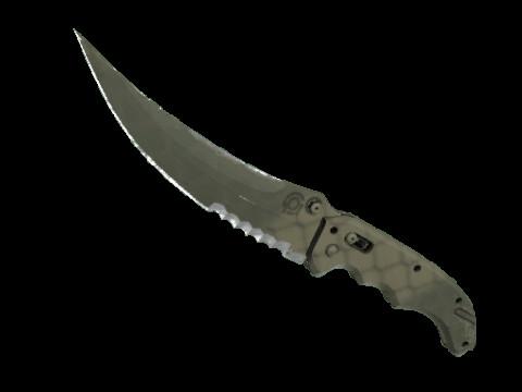 ★ Flip Knife | Safari Mesh (★ Covert Knife)