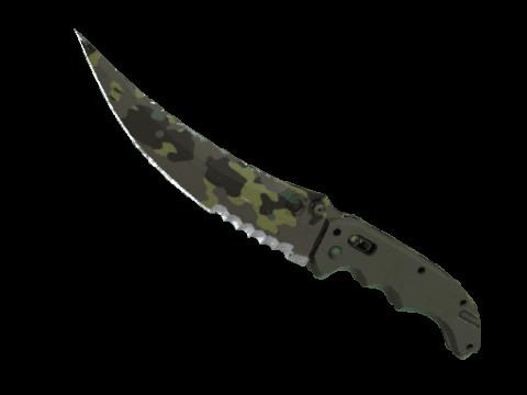 ★ Flip Knife | Boreal Forest (★ Covert Knife)