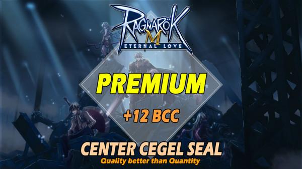 Premium + 12 Big Cat Coin