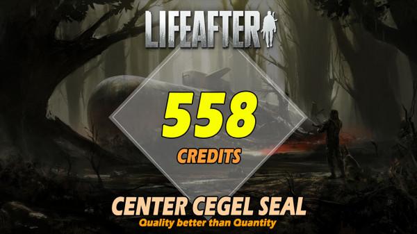 558 Credits