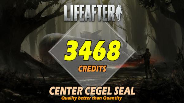 3468 Credits