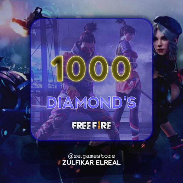 1000 Diamonds