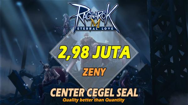 2.980.000 Zeny
