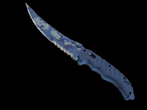 Flip Knife | Bright Water (Minimal Wear)
