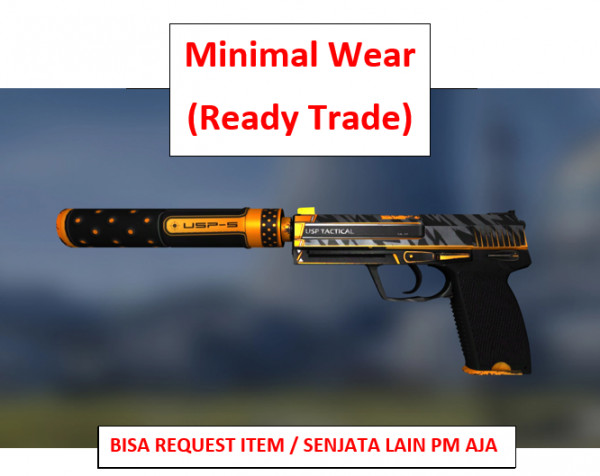 USP-S | Orion MW | Ready Trade