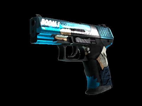 StatTrak™ P2000 | Handgun (Well-Worn)