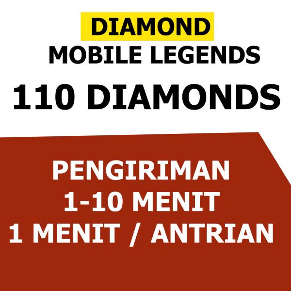 110 diamonds