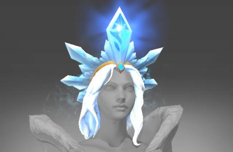 Yulsaria's Glacier (Immortal Crystal Maiden)