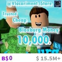 Bloxburg 10.000 Money via Donation