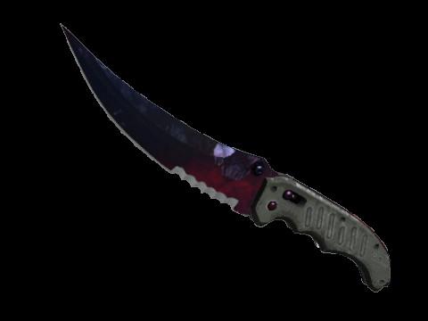 Flip Knife | Doppler (Factory New)