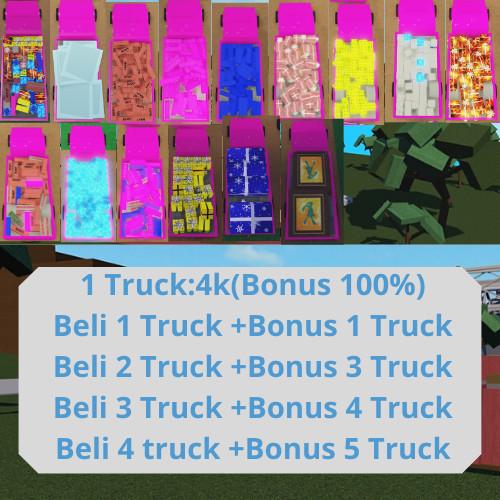 Beli Banyak Dapet Banyak Truck In Poster-LT2