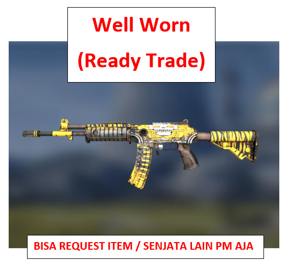 Galil AR | Chatterbox WW | Ready Trade