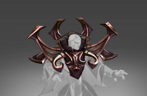 Dark Artistry Pauldrons (Immortal Invoker)