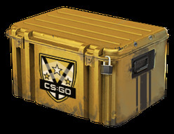Huntsman Weapon Case (Base Grade Container)