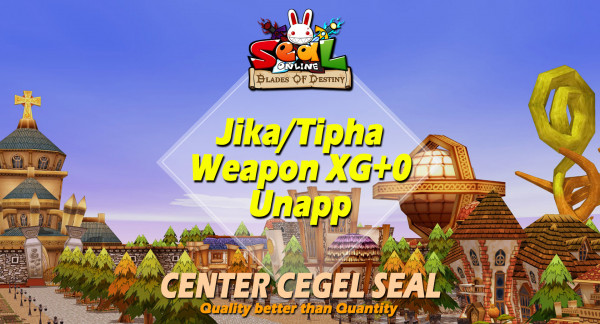 Jikael's/TIphareth Weapon All Job.XG+0 Unapp