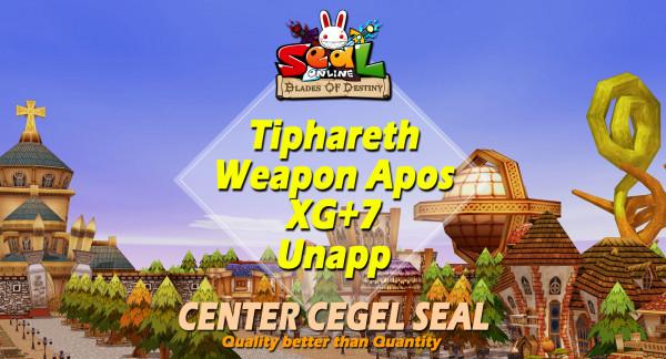 TIPHARETH MACE APOSTLE.XG+7 UNAPP