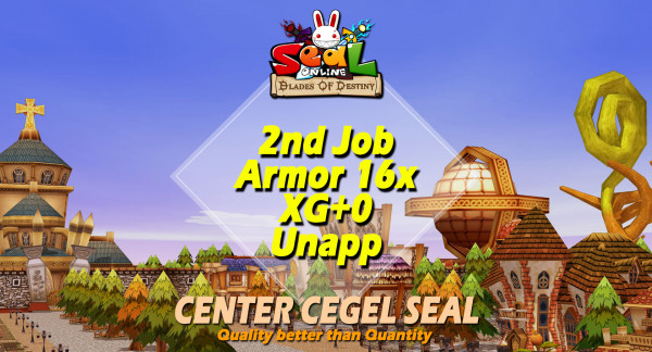 2nd Job Armor 16x.XG+0 Unapp