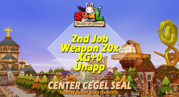 2nd Job Weapon 20x.XG+0 Unapp