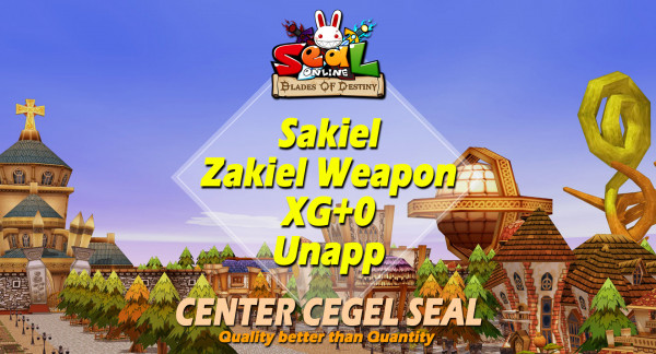 Sakiel/Zakiel All Job.XG+0 Unapp