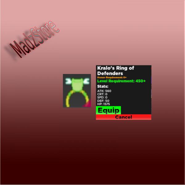 Kralo's Ring - Rpg Simulator