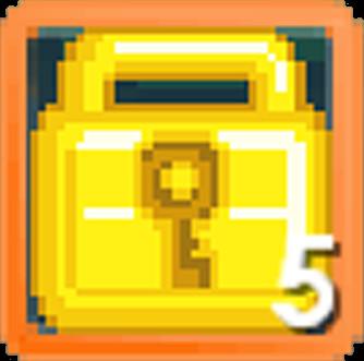 Paket World Lock x5