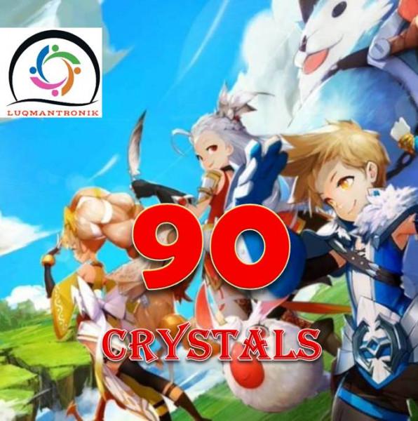 90 Crystals