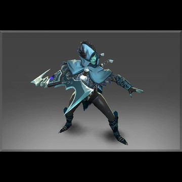 Penumbral Vesture (Phantom Assassin Set)