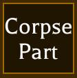 Corpse Part - Project Jojo