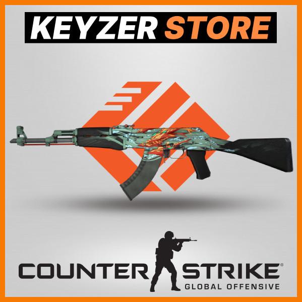 AK-47 | Aquamarine Revenge (Covert Rifle)
