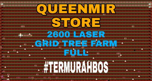 LASER GRID / LGRID FARM FULL 2600 SEEDS