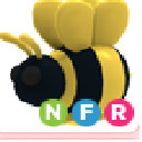 NFR ( Neon Fly Ride ) King Bee - Adopt Me