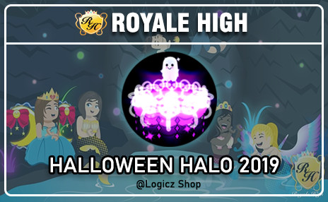 Halloween Halo 2019 - Royale High