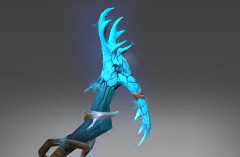 Scythe of Ice (Nature's Prophet)