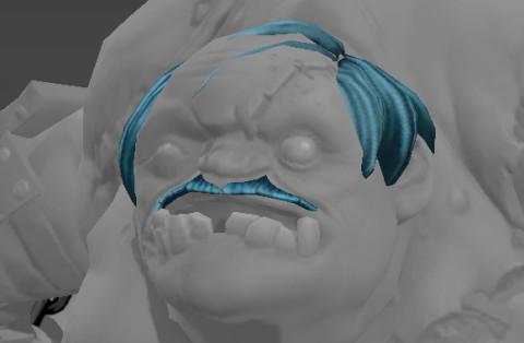 Rotten Stache (Pudge)