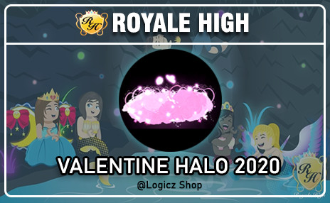 Valentine Halo 2020 - Royale High