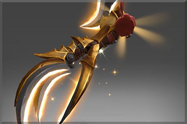 Tines of Tybara (Immortal Bounty Hunter)