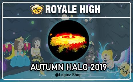 Autumn Halo 2019 - Royale High