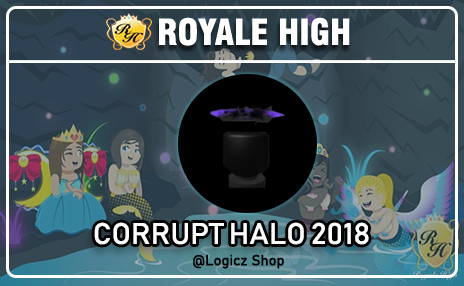 Corrupt Halo 2018 - Royale High