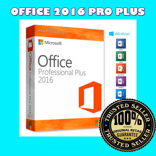Office Professional Plus 2016 ORIGINAL