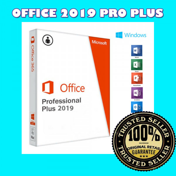 Office Professional Plus 2019 ORIGINAL