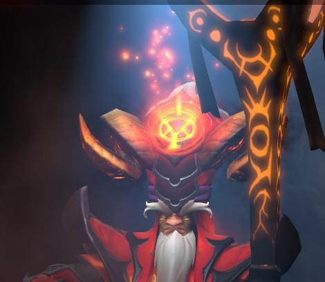 Warden of the Hellborn (Immortal TI10 Warlock)